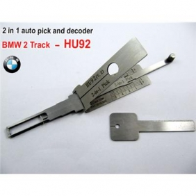 BMW 2 in 1 auto pick and decoder