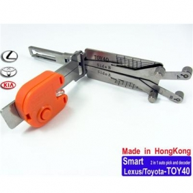 LexusToyota-TOY40 2 in 1 auto pick and decoder