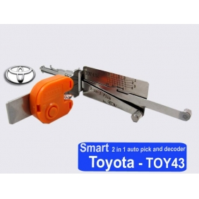 TOY43 2 in 1 auto pick and decoder