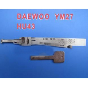 Decoder picks old OPEL HU43 YM27( direct read )