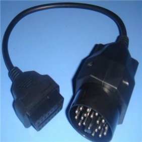 Good quality OBDII Female to BMW20P