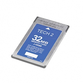 Opel Card For Tech2 32MB