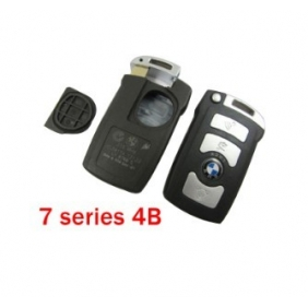 Bmw 7 series smart key shell 4 button