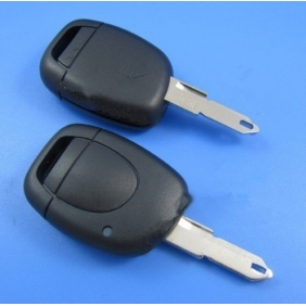 New renault remote key shell 1 button