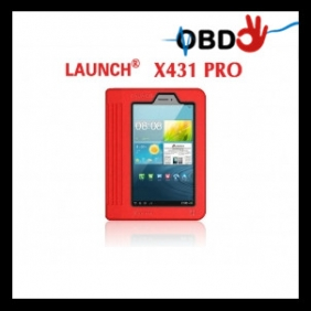 LAUNCH X431 Pro Update Online With Bluetooth/Wifi