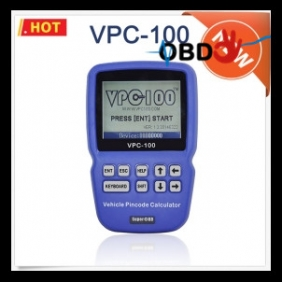 VPC-100 PinCode Calculator (With 300 Tokens)