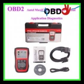 Autel MaxiCheck DPF Reset Special Application Diagnostics