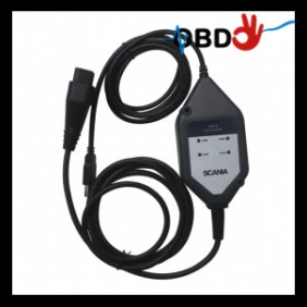 Scania VCI 2 SDP3 V2.20 Truck Diagnostic Tool With Dongle