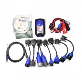 NEXIQ 125032 USB Link For Diesel Truck Wih All Adapters