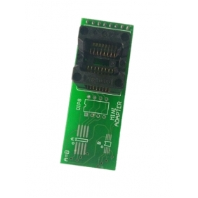 Mini adpater with Socket FOR SOP-8,SSOP-8 ,SOP-16 TO DIP-16