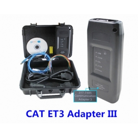 CAT ET 3 Wireless Adapter III Truck Diagnostic Tool CAT3