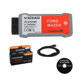 VXDIAG VCX NANO for Ford/Mazda 2 in 1 with IDS V97