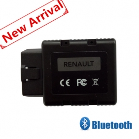 New  Renault-COM Bluetooth Diagnostic and Programming Tool For Renault Vehicles Replacement of Renault Can Clip