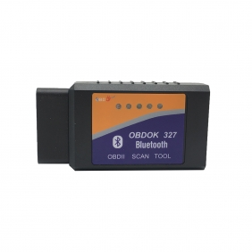 ELM 327 V 1.5 BT Adapter Elm327 Bluetooth 2.1 V1.5 OBD2 / OBD II Car Interface Diagnostic Scanner