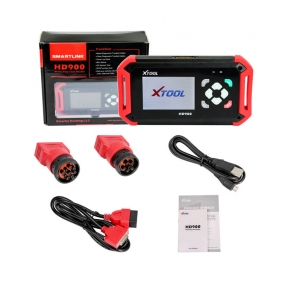XTOOL HD900 Heavy Duty obd2 Code Reader diagnostic tool